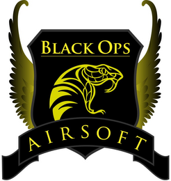 mark for BLACK OPS AIRSOFT, trademark #85863422
