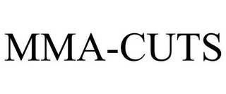 mark for MMA-CUTS, trademark #85863440