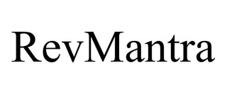 mark for REVMANTRA, trademark #85863459