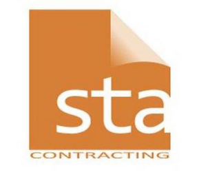 mark for STA CONTRACTING, trademark #85863504