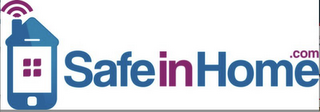 mark for SAFE IN HOME.COM, trademark #85863562
