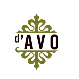 mark for D'AVO, trademark #85863715