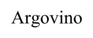 mark for ARGOVINO, trademark #85863835