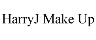 mark for HARRYJ MAKE UP, trademark #85864156