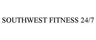 mark for SOUTHWEST FITNESS 24/7, trademark #85864175