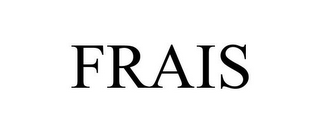 mark for FRAIS, trademark #85864412