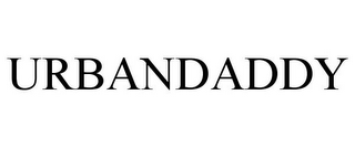 mark for URBANDADDY, trademark #85864466