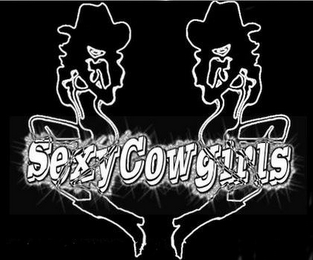 mark for SEXYCOWGIRLS, trademark #85864497