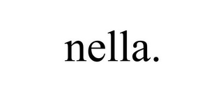 mark for NELLA., trademark #85864773