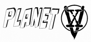 mark for PLANET XV, trademark #85864779