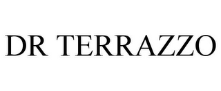 mark for DR TERRAZZO, trademark #85864977