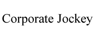mark for CORPORATE JOCKEY, trademark #85865052
