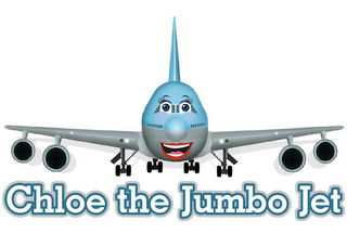mark for CHLOE THE JUMBO JET, trademark #85865126