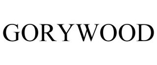 mark for GORYWOOD, trademark #85865227