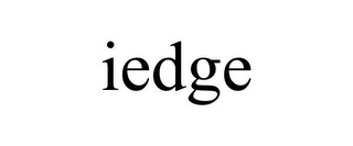 mark for IEDGE, trademark #85865258