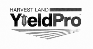 mark for HARVEST LAND YIELDPRO, trademark #85865445