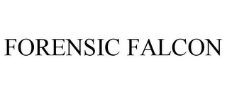 mark for FORENSIC FALCON, trademark #85865604