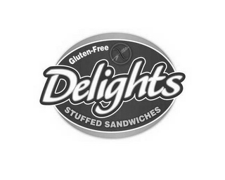 mark for GLUTEN-FREE DELIGHTS STUFFED SANDWICHES., trademark #85865844
