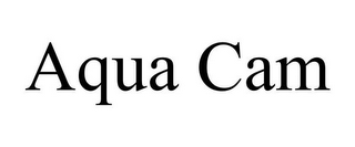 mark for AQUA CAM, trademark #85865949
