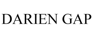 mark for DARIEN GAP, trademark #85866011