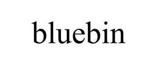 mark for BLUEBIN, trademark #85866046