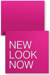 mark for NEW LOOK NOW, trademark #85866222