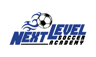 mark for NEXT LEVEL SOCCER ACADEMY, trademark #85866230