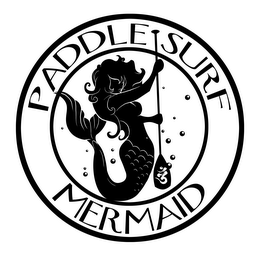 mark for PADDLE SURF MERMAID, trademark #85866431