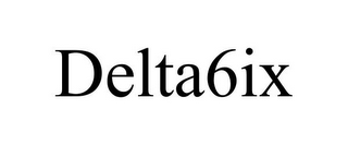 mark for DELTA6IX, trademark #85866606