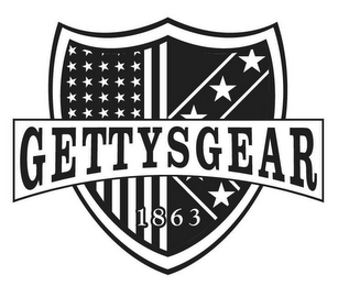mark for GETTYSGEAR 1863, trademark #85866723