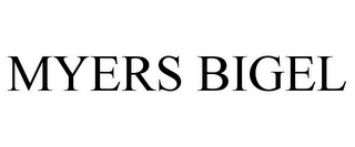 mark for MYERS BIGEL, trademark #85866862