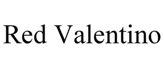 mark for RED VALENTINO, trademark #85866973