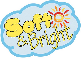 mark for SOFT & BRIGHT, trademark #85867117