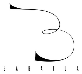 mark for B BABAILA, trademark #85867285