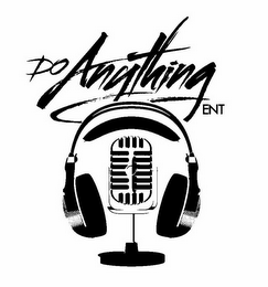 mark for DO ANYTHING ENT, trademark #85867612
