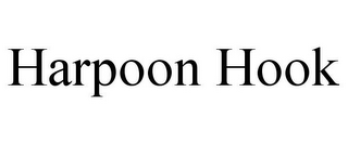 mark for HARPOON HOOK, trademark #85867691
