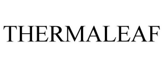 mark for THERMALEAF, trademark #85868019