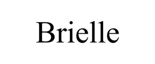 mark for BRIELLE, trademark #85868162