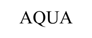 mark for AQUA, trademark #85868289