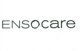 mark for ENSOCARE, trademark #85868382