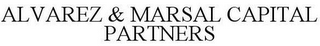 mark for ALVAREZ & MARSAL CAPITAL PARTNERS, trademark #85868491
