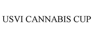 mark for USVI CANNABIS CUP, trademark #85868639