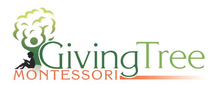 mark for GIVING TREE MONTESSORI, trademark #85868691