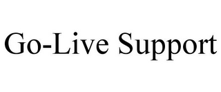 mark for GO-LIVE SUPPORT, trademark #85869062