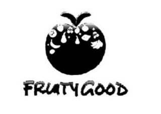 mark for FRUITY GOOD, trademark #85869226
