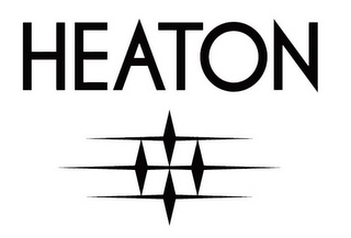 mark for HEATON, trademark #85869384