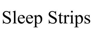 mark for SLEEP STRIPS, trademark #85869446