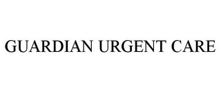 mark for GUARDIAN URGENT CARE, trademark #85869542