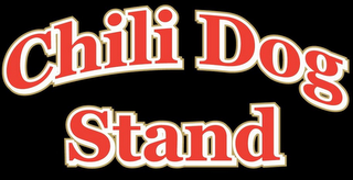 mark for CHILI DOG STAND, trademark #85869543