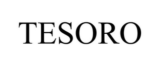 mark for TESORO, trademark #85869623